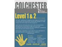 British Sign Language Level One and Two