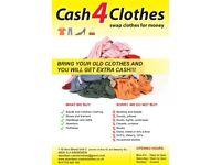 Aberdeen Cash 4 Clothes Ann Street AB253LH