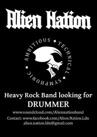 London based Heavy Rock Band looking for Drummer