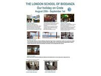 Biodanza - The Dance of Life is To Be Experienced