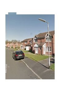 Meanwood £795 pcm, 2 bed furnished house. Off street parking. Quiet residential area.
