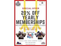 20% OFF at Toe 2 Toe boxing & mma academy, Coventry. Fitness, lose weight, get fit, confidence