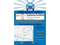 Seahaven Academy Car Boot