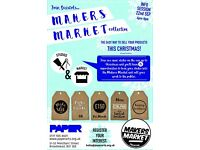 Central studio space with weekly selling opportunities – Join Bristol's Makers Market Collective