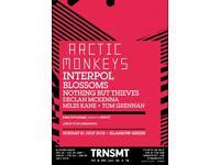 Trnsmt ticket - 1st of July