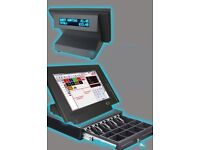 Complete ePOS til systems from £299 with fully licenced software & cash drawer