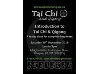Introduction to Tai Chi & Qigong
