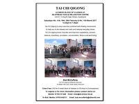 Tai Chi Qigong Classes in Clydebank