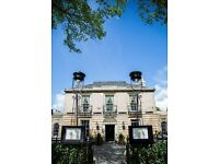 Experienced Reception/Host for Boutique Hotel in Stockbridge