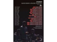 6x Stormzy Tickets - o2 Academy Brixton London - Tuesday 2nd May - 02.05.17
