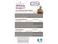 Fee Self-Advocacy training for Carers in Swansea