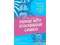 Fringe Festival at Stockbridge Church