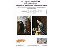 The Spanish Gallery at the Fitzwilliam - Session 4 of the Series: The Language of Spanish Art