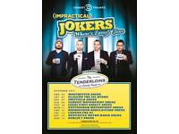 2 x tickets - Impractical Jokers Nottingham Wednesday 11th October