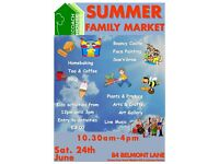 Summer Family Market
