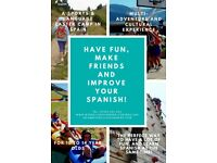 Activity and Spanish Language Easter Camp in Spain for teenagers