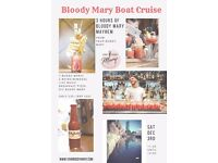 Bloody Mary Boat Cruise - Deansgate to Media City