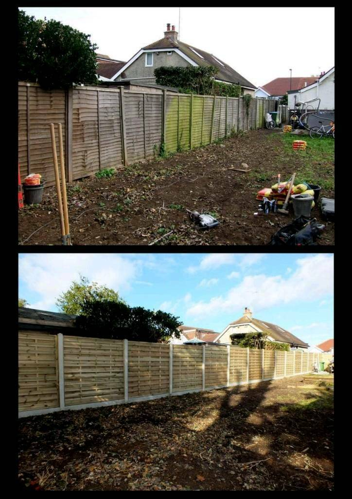 Fencing and landscaping | in Bromley, London | Gumtree