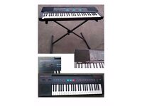 Yamaha Keyboards - PSR 8 & PSR 90