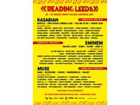 1 X Weekend Reading Festival Ticket AND Seat of Luxury