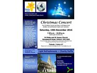 Christmas Concert and Sing-in