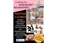 Professional Massage Therapy in Hamilton
