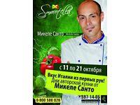 italian head chef