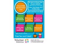 Volunteer Recruitment Fair