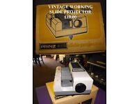 Vintage Slide Projector.