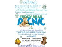 Kilbryde Hospice Teddy Bear Picnic