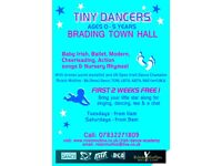 FREE Parent, Baby and Toddler classes IOW, dancing on the Isle of Wight