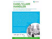 NEW Case/Claim Handler Opportunity