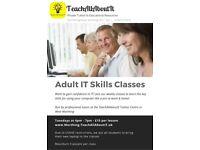 Adult IT Skills Classes