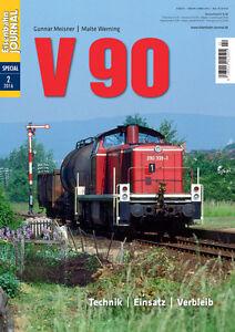 Eisenbahn Journal - V 90 - 2-2016 Special