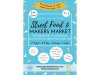Street Food & Makers Market Brighton