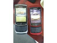 Blackberry torch X2