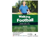 Little Venice Walking Football Session