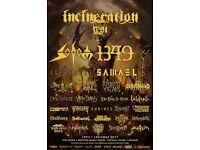 Incineration Fest Ticket