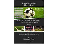 6-a-side Football Tournament