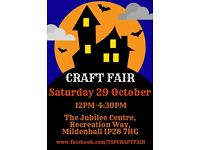 Craft Fair in Mildenhall (Suffolk)