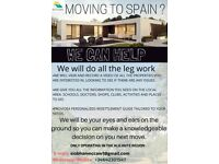 MOVING TO SPAIN ?