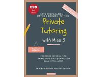 KS1 & KS2 Tuition for primary School Children! English & Maths or SATs Prep