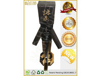 Freestanding Full Adult Size Wing Chun Dummy Year of The Monkey Theme