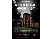 Croxteth Hall Liverpool Ghost Hunt