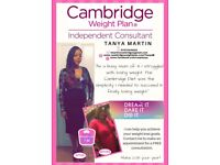 Cambridge Weight Plan with Tanya