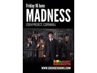 Madness - Eden Sessions ticket