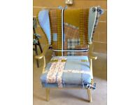 Vintage/shabby chic chair lovely item highly reccomended ,collection bootle