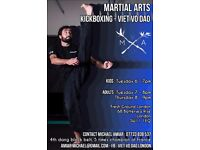 Martial Arts / Kickboxing