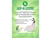 TENNIS: Drop-in lessons at Waverley Tennis Academy!