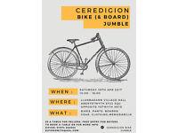 Aberystwyth bike & board jumble!